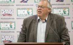 Director of athletics Dr. Craig Coleman to step down