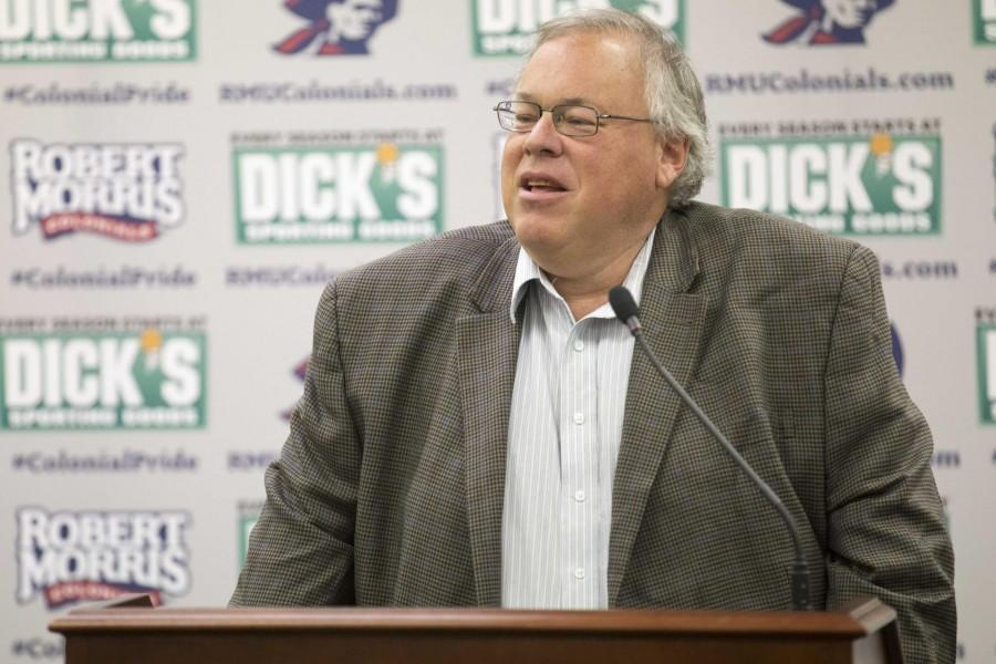 RMU athletic director and softball head coach Dr. Craig Coleman is leaving RMU Athletics on Dec. 7th.