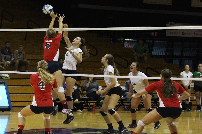 Colonials bounce back from first game woes, win second straight