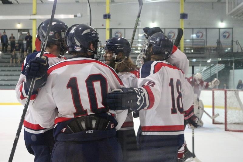 RMU+Takes+Game+Two+Against+Indiana