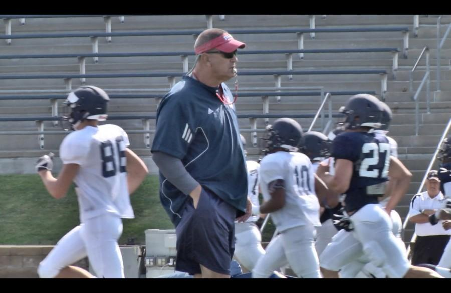 Head coach John Banaszak looks for improvement in 2015