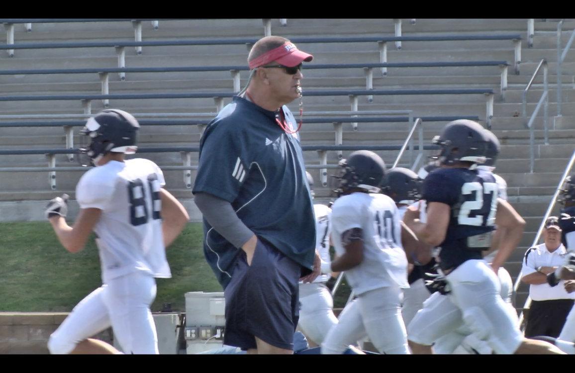 Head coach John Banaszak looks for improvement in 2015