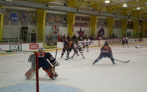Colonials battle with Syracuse in overtime loss