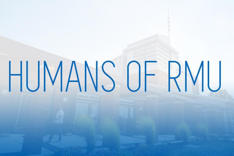 Humans of RMU: The Haunted Hall Organizer