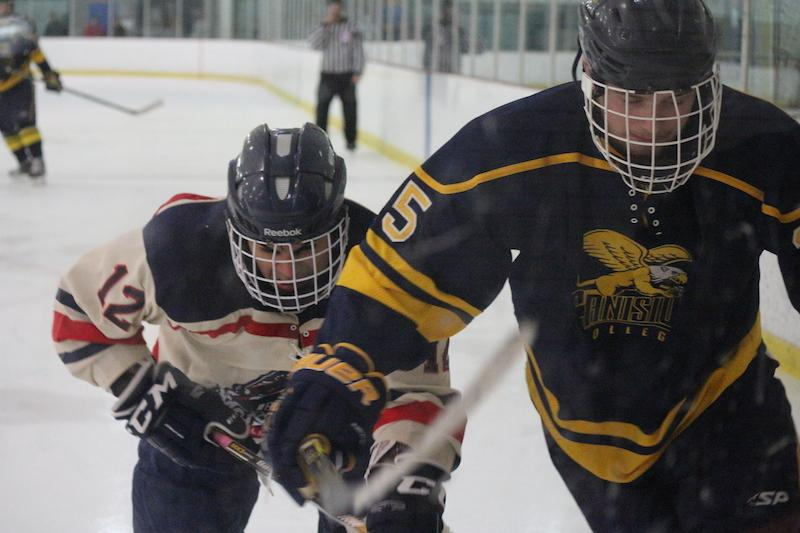 Despite third period efforts Colonials fall to Canisius