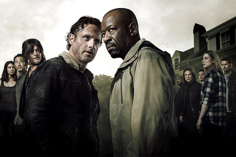 The Hoard is Here: The Walking Dead Season Premiere
