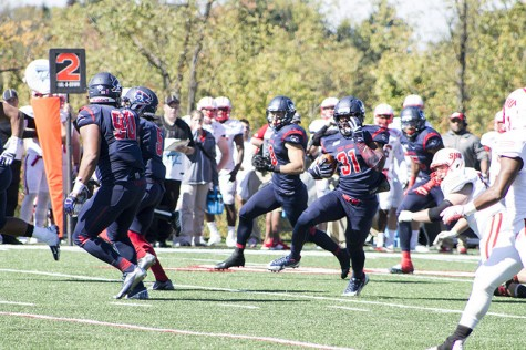 RMU avoids disaster, ends season with Senior Day victory