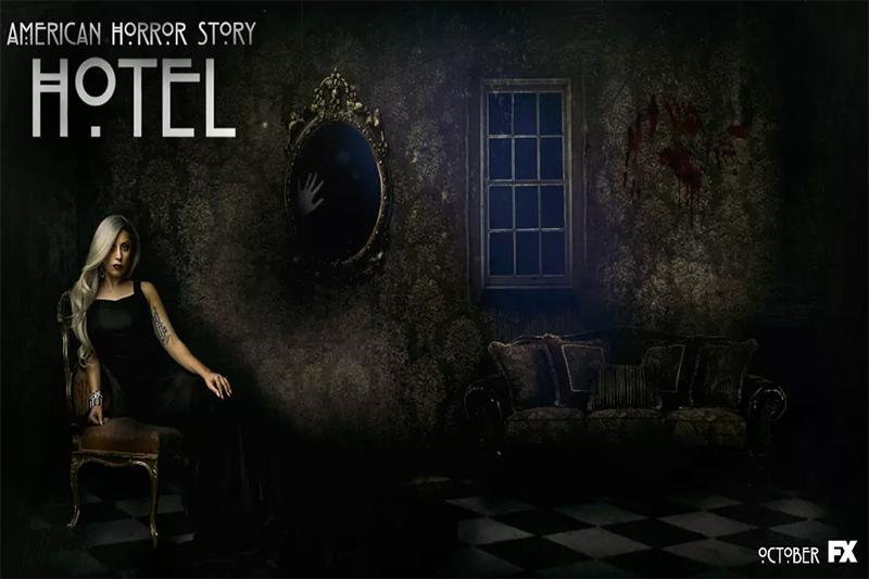 American+Horror+Story+Hotel%3A+Lady+Gaga+Poster
