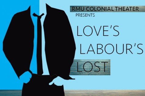 Love's Labour's Lost held at RMU this weekend