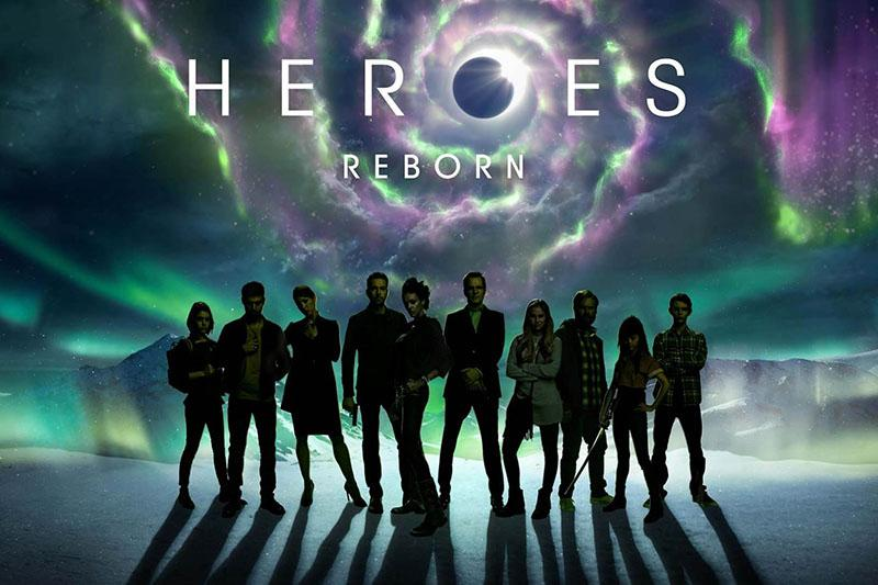 Heroes Reborn: Super Underwhelming