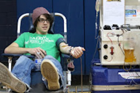 RMU Blood Drive