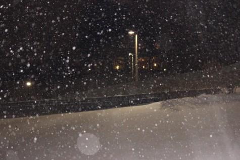 RMU Snow Storm
