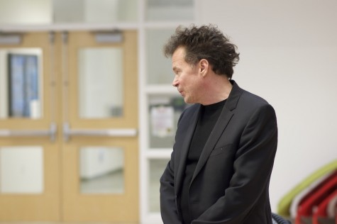 Visiting Documentary Filmmaker Ferenc Moldoványi.