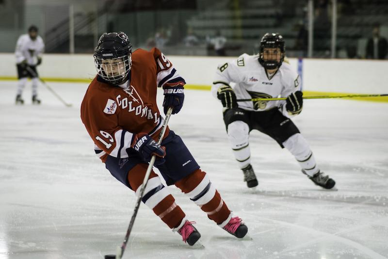RMU's late game surge lifted them to there tenth win of the season.