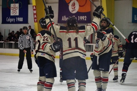 Colonials wrap up conference play