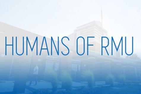 Humans of RMU: The Fund Raiser
