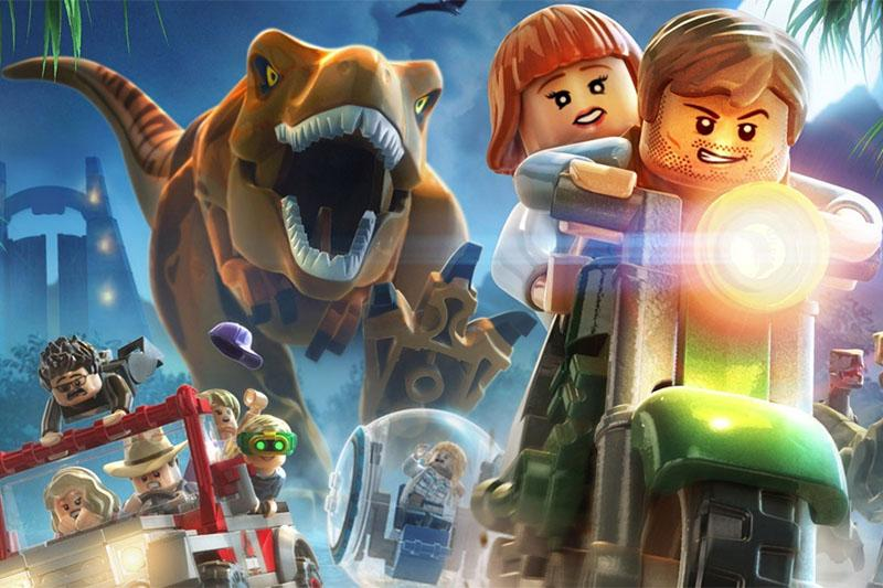 Lego+Jurassic+World+Review