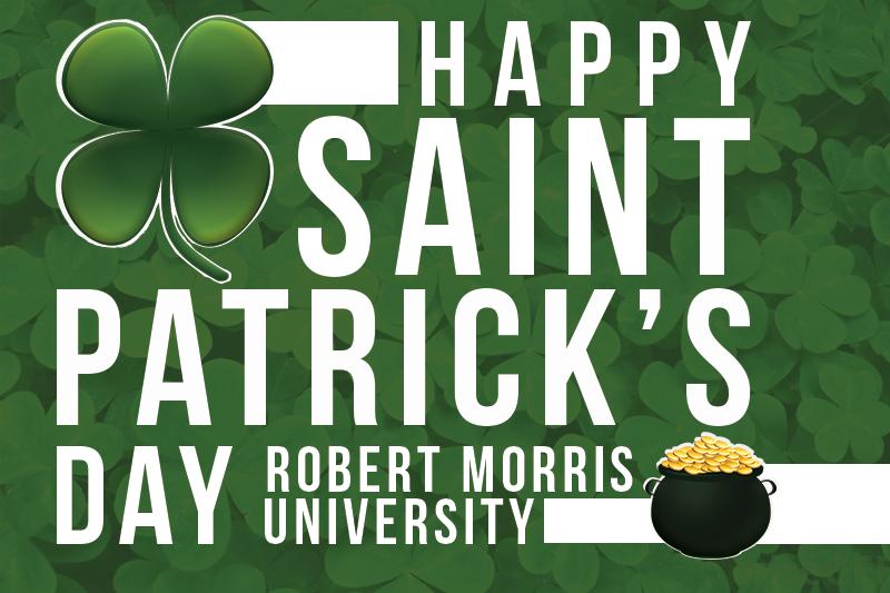 RMU+celebrates+St.+Patrick%27s+Day