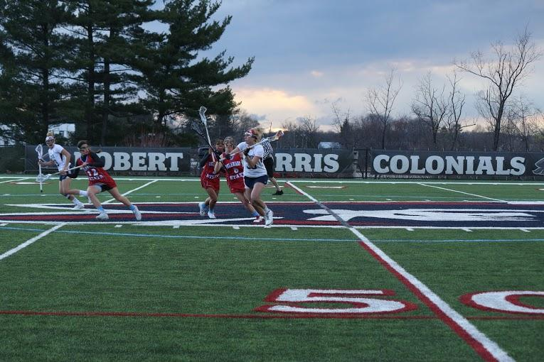 The Colonials fell to the hands of the Cardinals Sunday on the road.