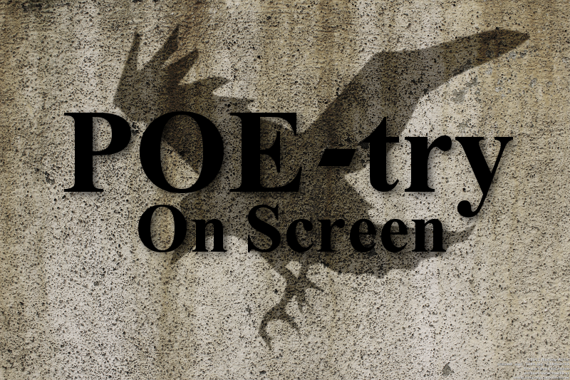 Poe-try+on+Screen