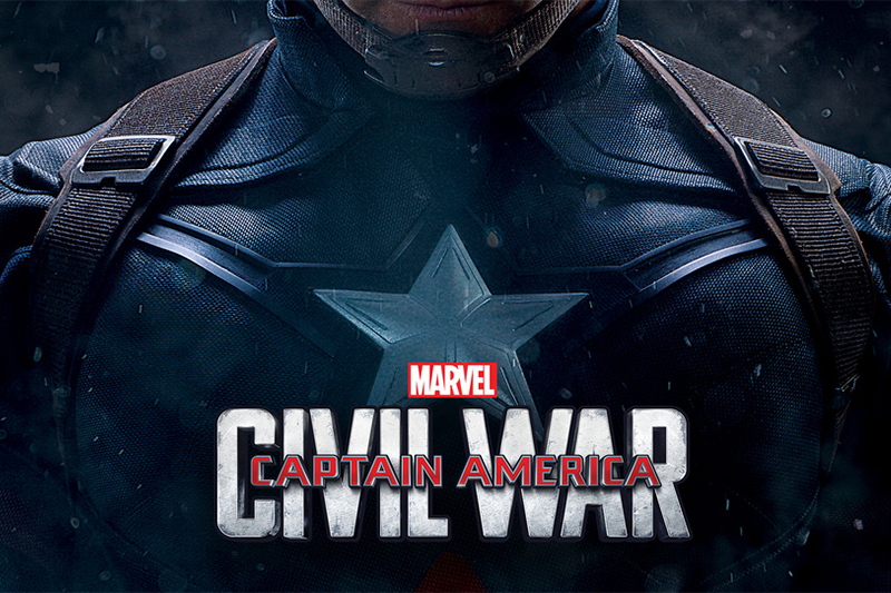 Captain America: Civil War - The year heroes couldn't get along