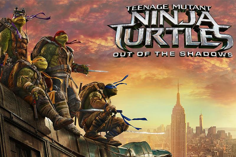TMNT: Out of the Shadows - Another hollow shell