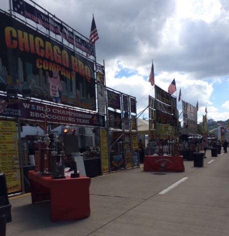 Kickoff and Rib Festival Vendors