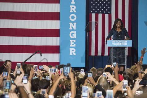 Michelle Obama comes to Pittsburgh to endorse Hillary Clinton