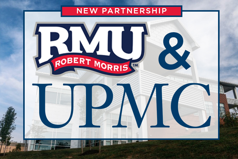 Student Health Center partners with UPMC MyHealth@School | RMU