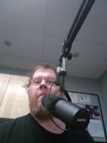 Steve at RMU Radio