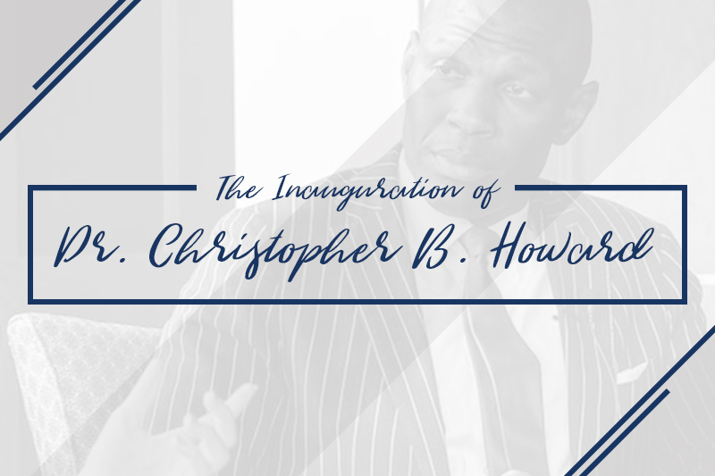 President+Howard%27s+legacy+begins+today