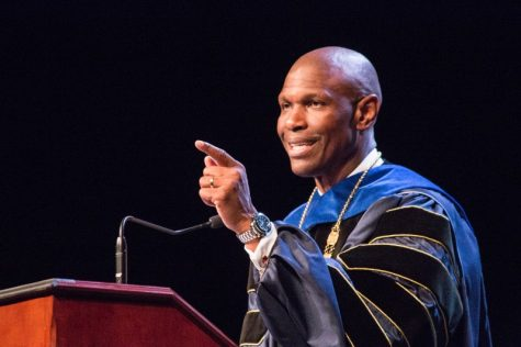 Students reflect on President Howard's inauguration