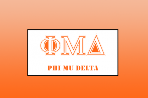 Phi Mu Delta joins RMU's growing list of fraternities