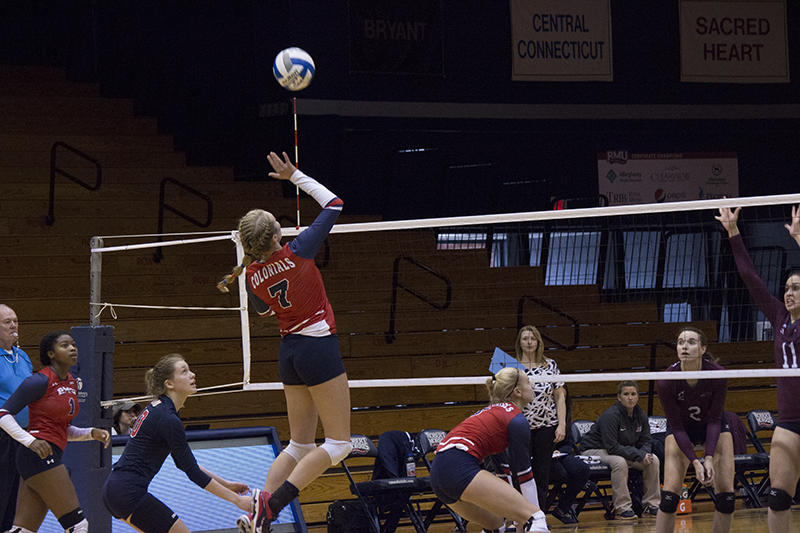 Women's Volleyball: RMU vs Fairleigh Dickinson