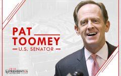 Pat Toomey won the 2016 U.S. Senate