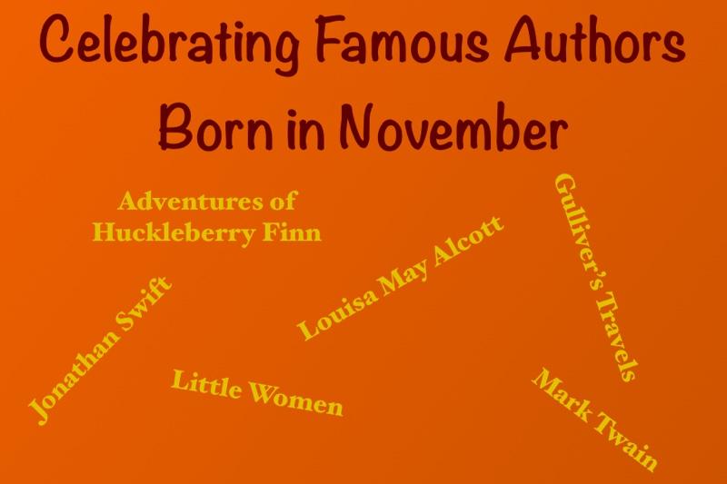 November%27s+famous+authors