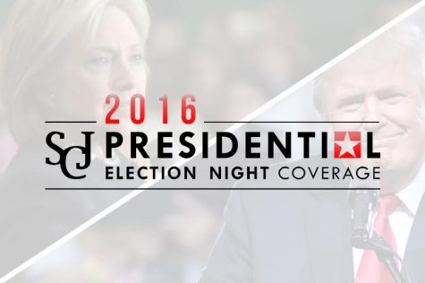 SCJ 2016 presidential election night coverage