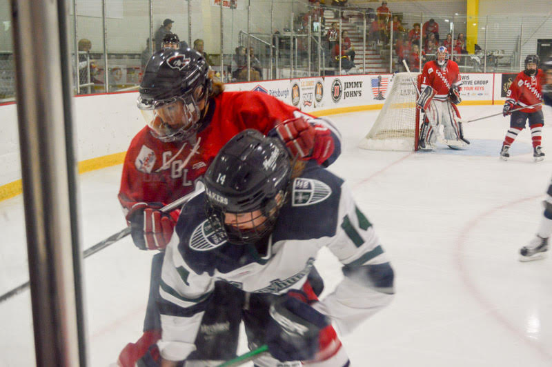 RMU had a successful weekend on the road sweeping RIT in their two-game weekend battle.