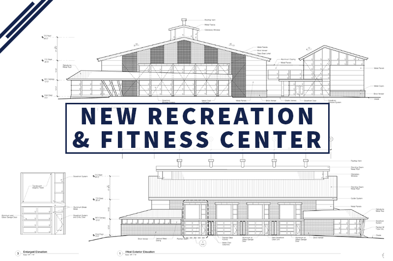 New recreation, fitness center fees will be added to all students' tuition