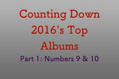 Top albums of 2016, Part 1