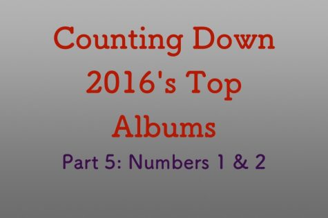 Top albums of 2016, Part 5