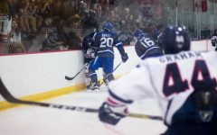 RMU men's hockey faces Bentley in first round of playoffs