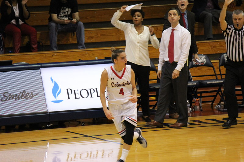 Women's basketball roundup: RMU vs. Mount St. Mary's