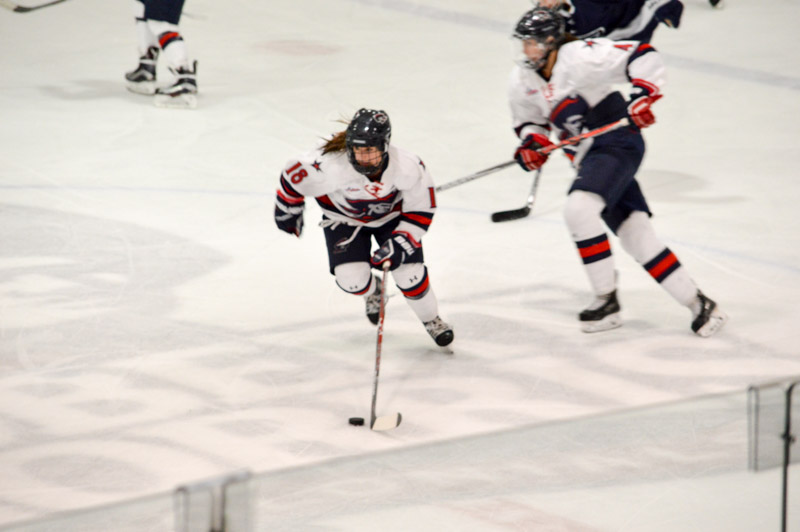 Colonials' late rally falls short against Penn State