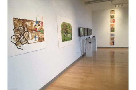 RMU faculty get to show off work in Wheatley Gallery