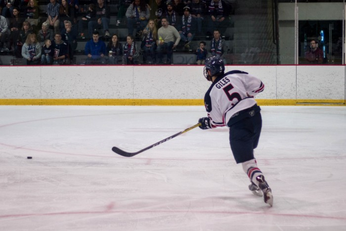 Powerplay woes continue as RMU loses to AIC 4-1