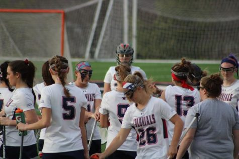 Women's lacrosse dominates Saint Mary's