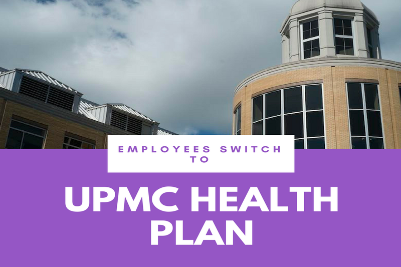 RMU+employees+prepare+for+switch+to+UPMC+Health+Plan