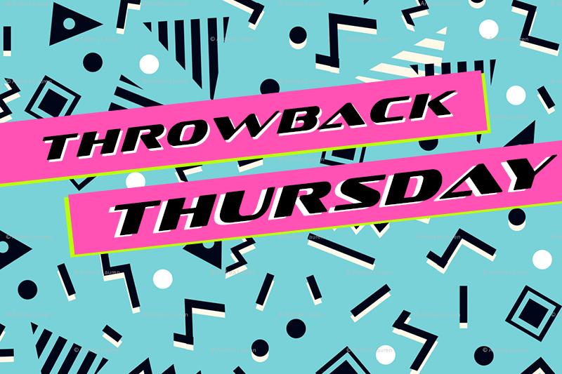 Throwback+Thursday%3A+Favorite+TV+shows