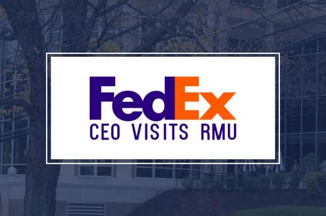 FedEx CEO Visits RMU